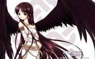 Anime Dark Angel Girl 11 Widescreen Wallpaper
