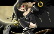 Anime Dark Angel Girl 20 High Resolution Wallpaper