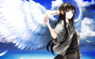 Anime Dark Angel Girl 22 Hd Wallpaper