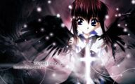 Anime Dark Angel Girl 26 High Resolution Wallpaper