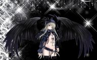 Anime Dark Angel Girl 37 Desktop Wallpaper