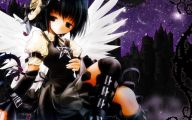 Anime Dark Angel Girl 38 High Resolution Wallpaper