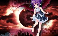 Anime Dark Angel Girl 8 Anime Background
