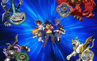 Beyblade Games 5 Cool Wallpaper