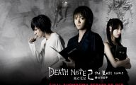 Death Note Season 2 29 Background Wallpaper