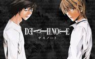 Death Note Season 2 45 Desktop Wallpaper