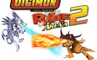 Digimon Games 2 Hd Wallpaper