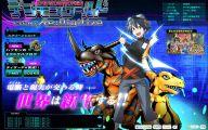 Digimon Games 36 Desktop Background
