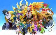 Digimon Games 7 Hd Wallpaper