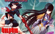 Kill La Kill Episode 12 Anime Wallpaper