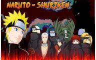 Naruto Games 22 Widescreen Wallpaper