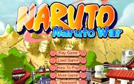Naruto Games 31 Desktop Background