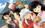 New Inuyasha 2014 15 Desktop Background