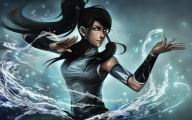 Aang Legend Of Korra 25 Widescreen Wallpaper