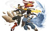 Aang Legend Of Korra 37 Widescreen Wallpaper