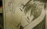 Anime Girl And Boy Kiss 13 Anime Wallpaper