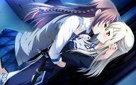 Anime Girl And Boy Kiss 21 Free Wallpaper