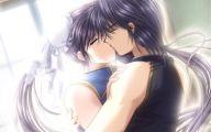 Anime Girl And Boy Kiss 26 Free Wallpaper