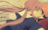 Anime Girl And Boy Kiss 30 Desktop Wallpaper