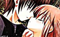 Anime Girl And Boy Kiss 39 Desktop Wallpaper
