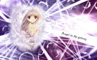 Anime Girl Angel 16 Widescreen Wallpaper