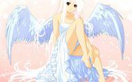 Anime Girl Angel 18 Free Wallpaper