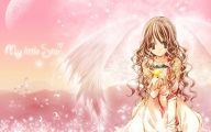 Anime Girl Angel 20 Cool Hd Wallpaper