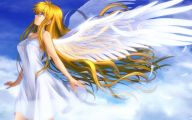 Anime Girl Angel 28 Desktop Wallpaper