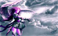 Anime Girl Angel 7 Hd Wallpaper