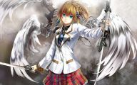 Anime Girl Angel 9 Hd Wallpaper