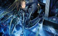 Anime Girl Assassin 39 Cool Hd Wallpaper