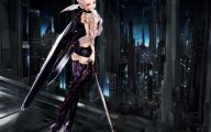 Anime Girl Assassin 6 Widescreen Wallpaper