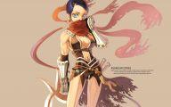 Anime Girl Assassin 9 Widescreen Wallpaper