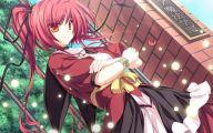 Anime Girls 27 Background Wallpaper
