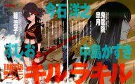 Anime Kill La Kill 3 Background Wallpaper