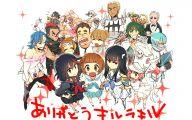 Anime Kill La Kill 6 Widescreen Wallpaper