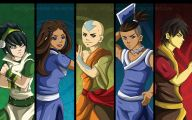 Avatar The Last Airbender Characters 1 Anime Wallpaper