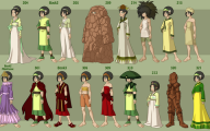 Avatar The Last Airbender Characters 16 Anime Wallpaper