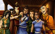 Avatar The Last Airbender Characters 25 Hd Wallpaper