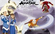 Avatar The Last Airbender Characters 28 Wide Wallpaper
