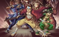 Avatar The Last Airbender Characters 31 Widescreen Wallpaper