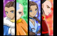 Avatar The Last Airbender Characters 32 Anime Background