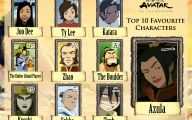 Avatar The Last Airbender Characters 34 Background Wallpaper