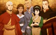 Avatar The Last Airbender Characters 8 Anime Wallpaper