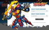 Beyblade Battles Games 13 Wide Wallpaper