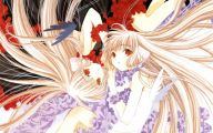 Chobits Chii And Freya 16 Desktop Wallpaper