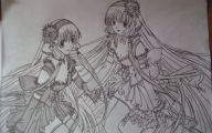 Chobits Chii And Freya 35 Widescreen Wallpaper