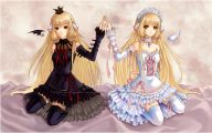 Chobits Chii And Freya 41 Cool Hd Wallpaper