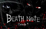 Death Note Episode 1 English Dub 2 Widescreen Wallpaper