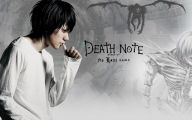 Death Note Movie 14 Background Wallpaper